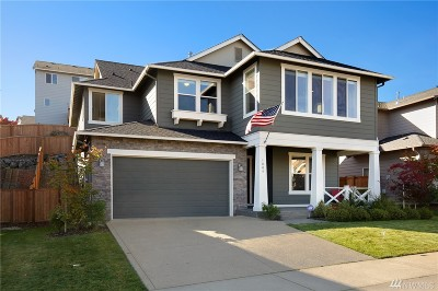 Federal Way Single Family Home For Sale: 1009 SW 338th St