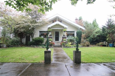 Sumner Single Family Home For Sale: 805 Ryan Ave