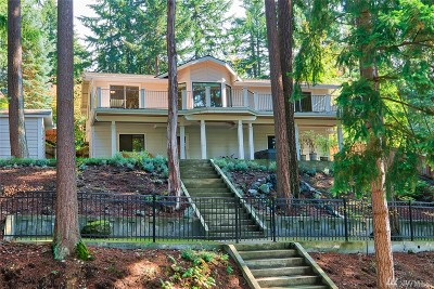 Sammamish Single Family Home For Sale: 935 207 Place NE