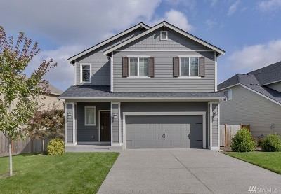 Spanaway Single Family Home For Sale: 18513 18th Ave E