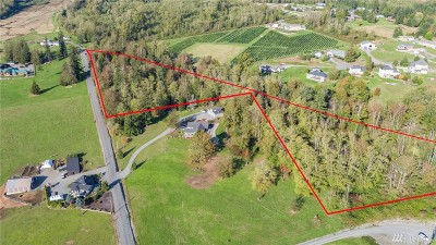 Skagit County Residential Lots & Land For Sale: Union Hill Rd