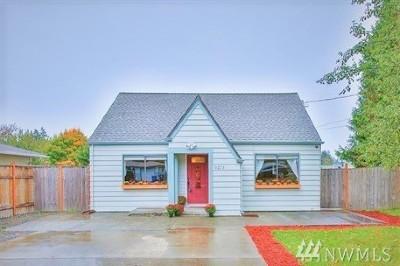 Single Family Home For Sale: 9223 S Alaska St