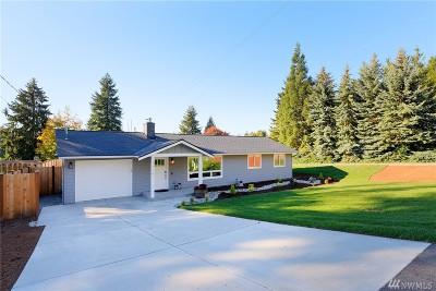 Bellevue WA Single Family Home For Sale: $879,500