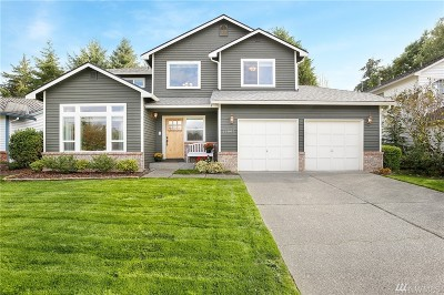 Everett Single Family Home For Sale: 15005 Silver Firs Dr