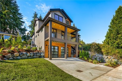 Shoreline Single Family Home For Sale: 16747 Ashworth Ave N