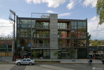 Seattle Commercial For Sale: 5611 University Wy NE #100-B