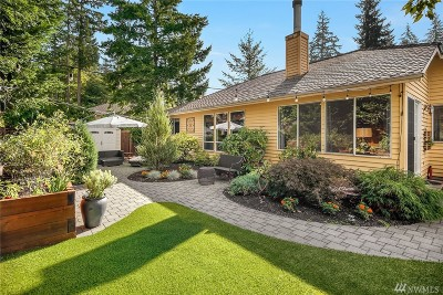 Issaquah Single Family Home For Sale: 24716 SE 45th Wy