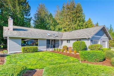 Burlington Single Family Home Sold: 12734 Wedgewood Dr