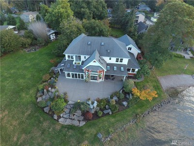 Bremerton Single Family Home For Sale: 4358 Dyes Inlet Rd