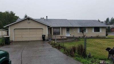 Olympia Single Family Home For Sale: 9605 Hedera Ct SE