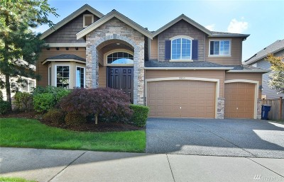 Bothell Single Family Home For Sale: 3806 186th Place SE
