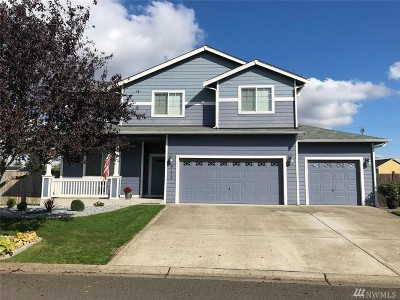 Thurston County Single Family Home For Sale: 9122 Carys St SE