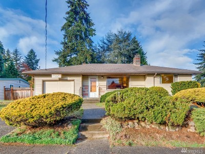 Burien Single Family Home For Sale: 14041 6th Ave S
