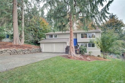 Bothell Single Family Home For Sale: 22014 1st Place W