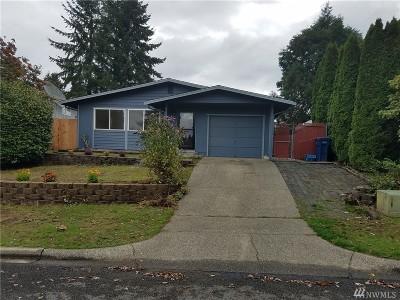 Tacoma Single Family Home For Sale: 3727 N Villard St