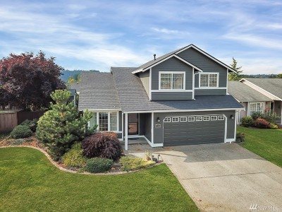Orting Single Family Home For Sale: 213 Orting Ave NW