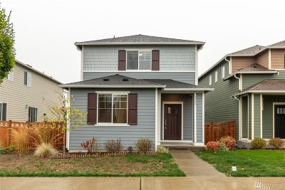 Single Family Home Sold: 3445 Hera St NE