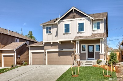 Puyallup Single Family Home For Sale: 10560 191st St E #111