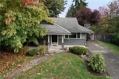Kirkland Single Family Home For Sale: 9416 116th Ave NE