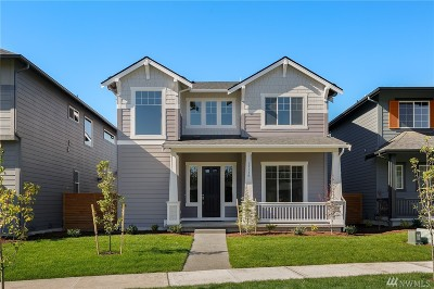 Bonney Lake Single Family Home For Sale: 13124 181st (Lot 96) Ave E