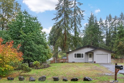Port Orchard Single Family Home For Sale: 650 View Dr SW