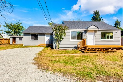 Seattle Single Family Home For Sale: 9720 30th Ave SW