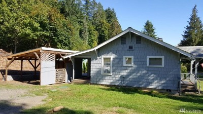 Mason County Rental For Rent: 180 N Finch Creek Rd
