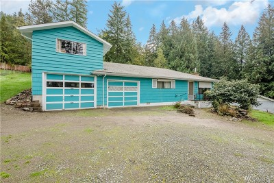 Issaquah Single Family Home For Sale: 16506 Tiger Mountain Rd SE