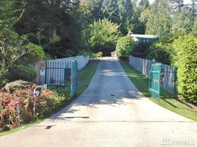 Port Ludlow Single Family Home For Sale: 301 Tala Shore Dr