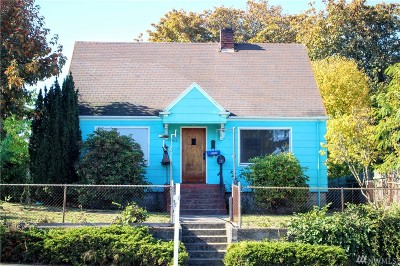 Tacoma Single Family Home For Sale: 4936 N Pearl St