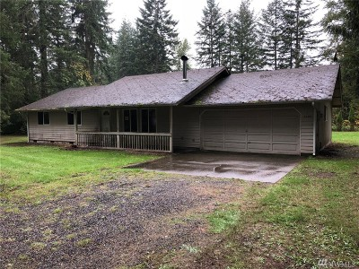 Tenino Single Family Home For Sale: 2205 157th Lane SE