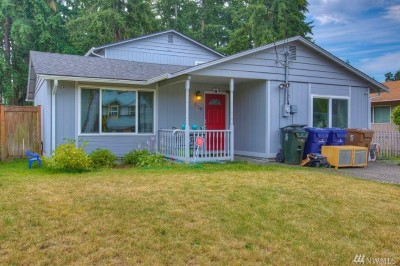 Tacoma Single Family Home For Sale: 1728 90th St