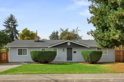 Tacoma Single Family Home For Sale: 2350 S Wilkeson
