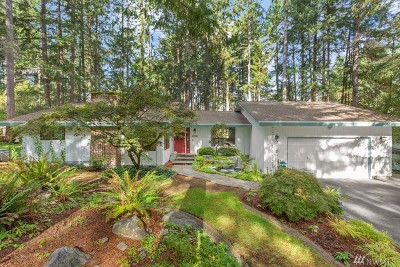 Gig Harbor Single Family Home For Sale: 2119 47th St Ct NW