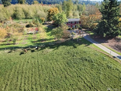 Enumclaw Single Family Home For Sale: 46128 276th Ave SE