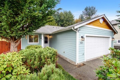 Orting Single Family Home For Sale: 19805 207th St E