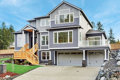 Gig Harbor Single Family Home For Sale: 7309 73rd Av Ct NW