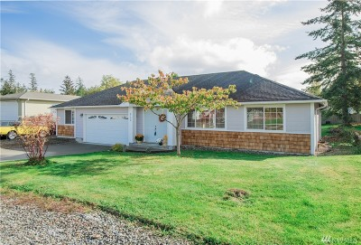 Blaine Single Family Home Sold: 8190 Skagit Wy
