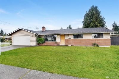 Auburn Single Family Home For Sale: 604 17th St SE