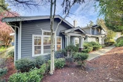 Kirkland Condo/Townhouse For Sale: 8931 123rd Lane NE