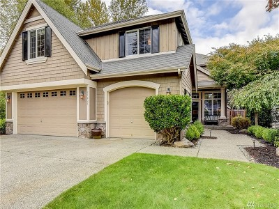Sammamish Single Family Home For Sale: 27202 SE 13th Place