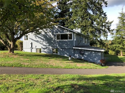 Tenino Single Family Home For Sale: 13900 Peterson Rd SW
