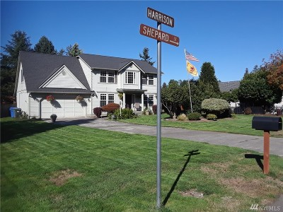 Steilacoom Single Family Home For Sale: 2303 Shepard St