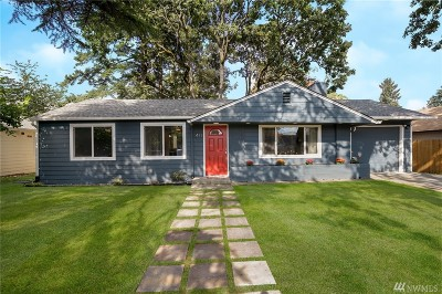 Tacoma Single Family Home For Sale: 411 113th St S