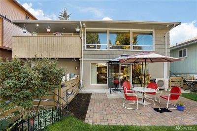 Everett Single Family Home For Sale: 3717 Rockefeller Ave