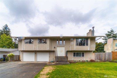 Puyallup Single Family Home For Sale: 7207 147th Ct E