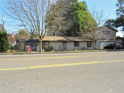 Tacoma Single Family Home For Sale: 1680 S 45th St