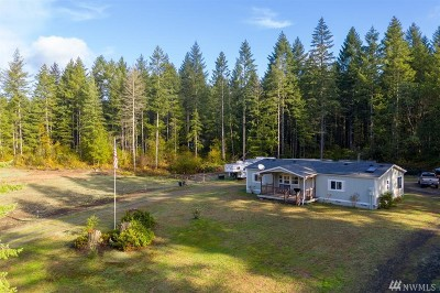 Gig Harbor Single Family Home For Sale: 17207 141st St NW