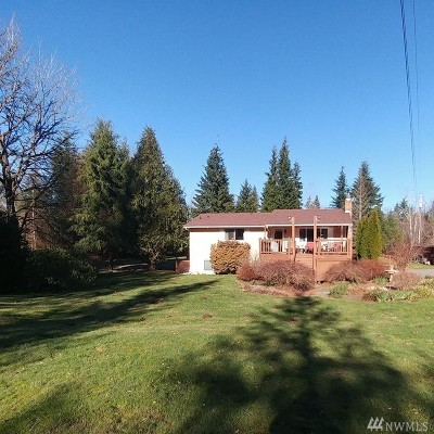 Sultan Single Family Home For Sale: 35825 Mann Rd