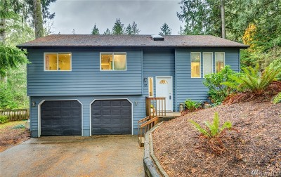 Bellingham Single Family Home For Sale: 12 Little Strawberry Lane